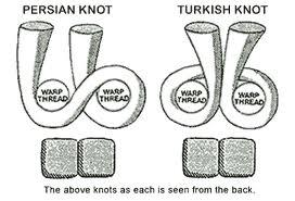 Perzisch en Turks knoop-tweedehands Perzisch tapijt