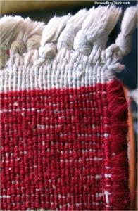 Perzisch tapijt Ikea handgemaakt