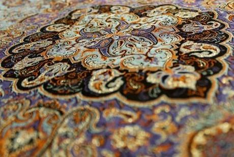 Abrisham Perzisch tapijt